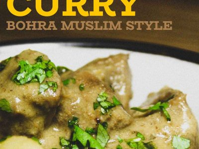 Indian Goat Curry (Bohra Muslim Style)