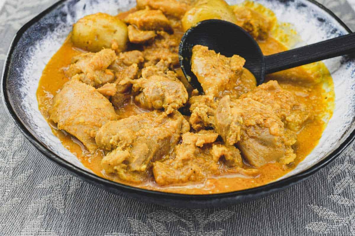 Chicken Kapitan Curry | recipe