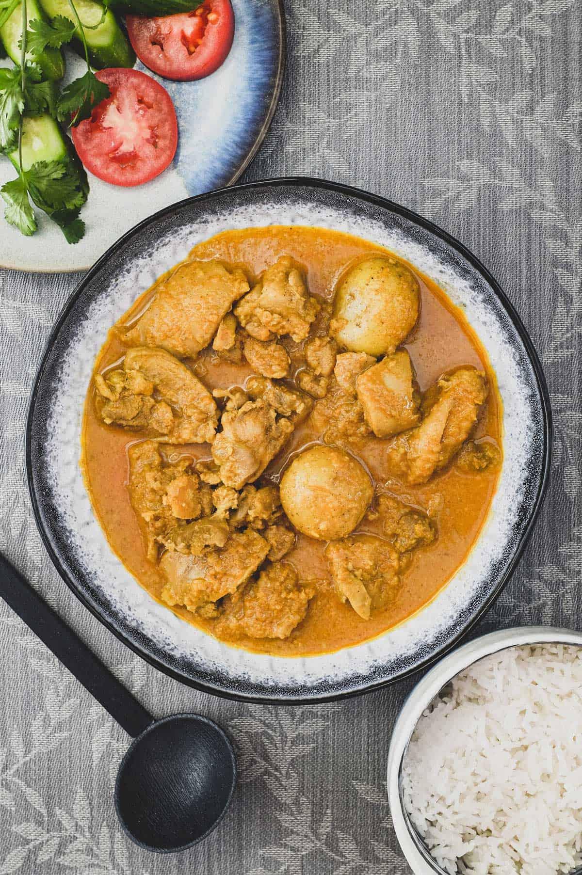 Chicken Kapitan Curry