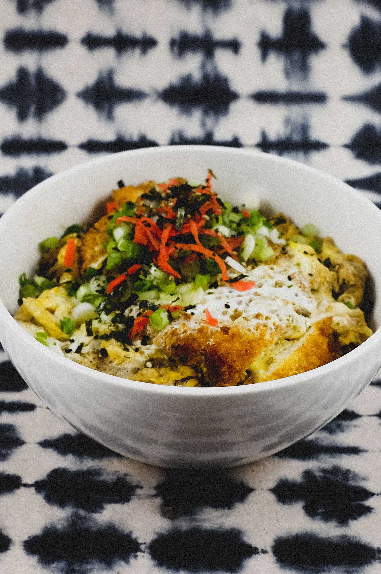 Chicken Katsudon