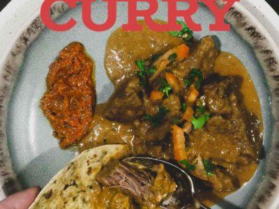 Madras Lamb Curry