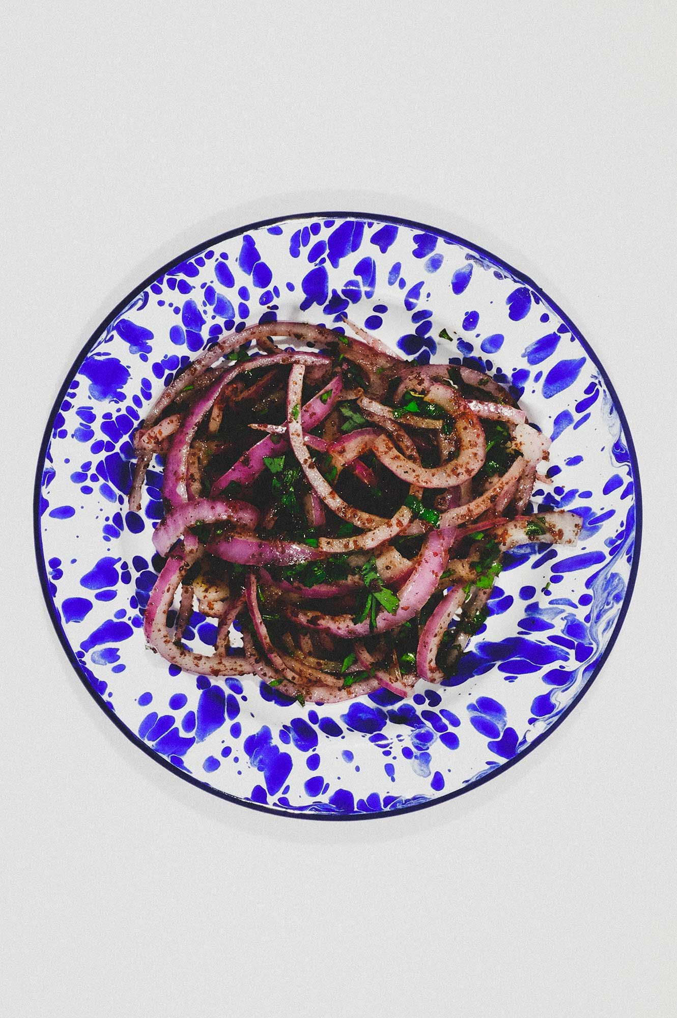 Onion & Sumac Salad