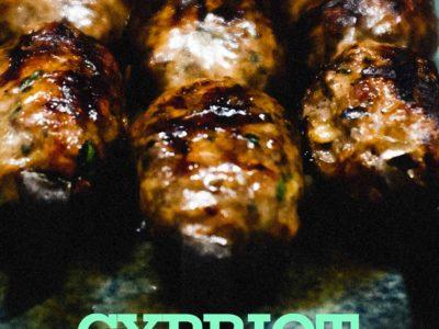 Cypriot Sheftalia (Pork & Lamb Sausages)