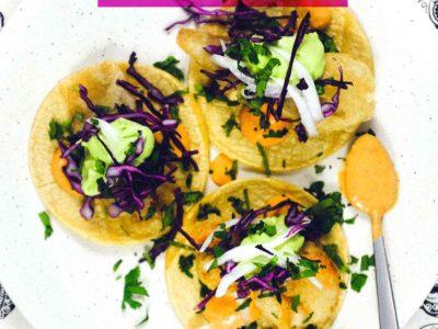 Baja Fish Tacos from Ensenada