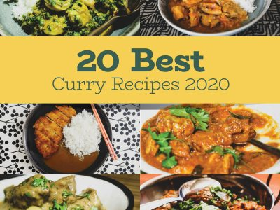 20 Best Curry Recipes 2020