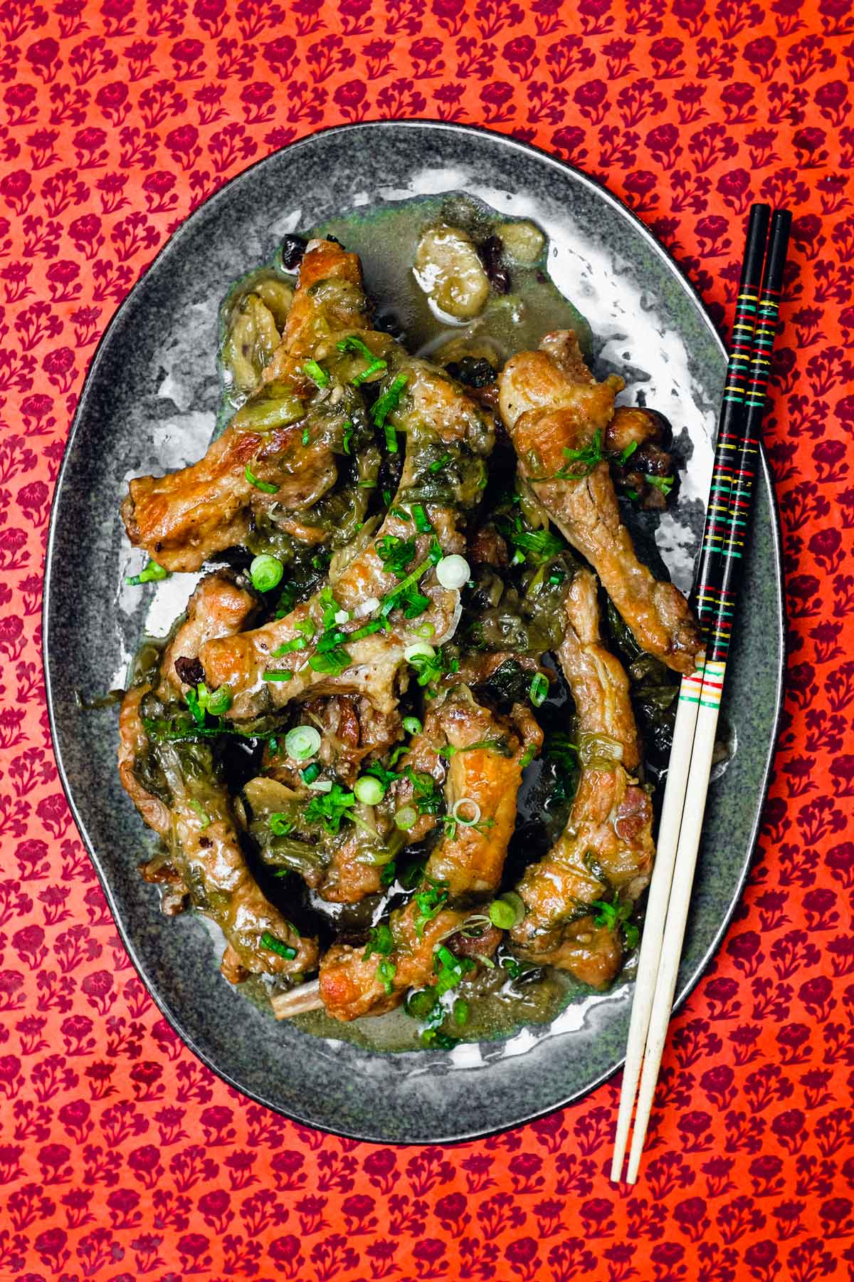 Chinese Wuxi Spare Ribs
