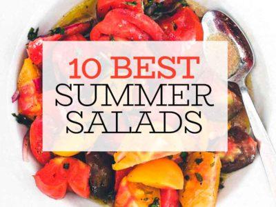 10 Best Summer Salads