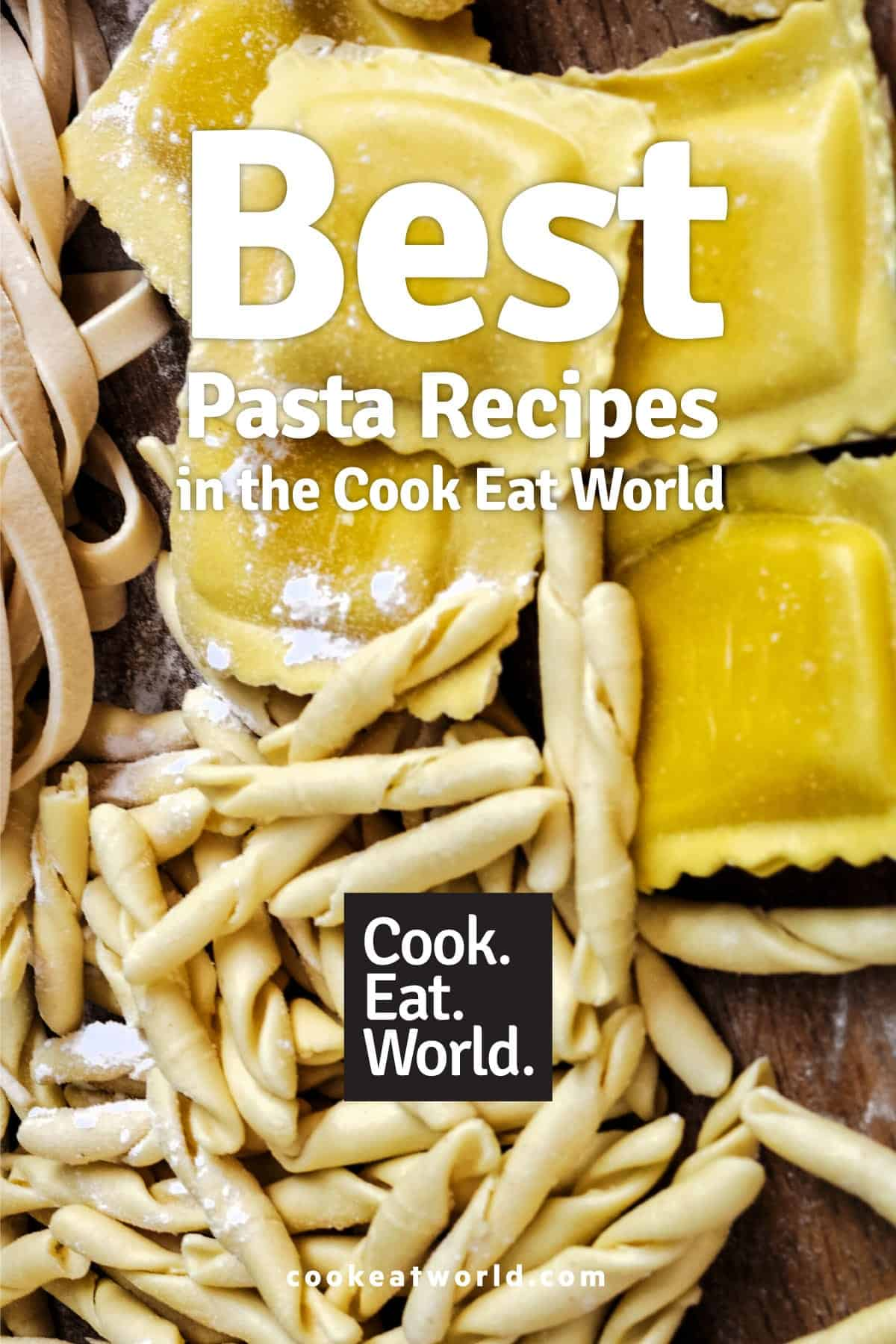 Best Pasta Recipes in the Cook Eat World | cookeatworld.com