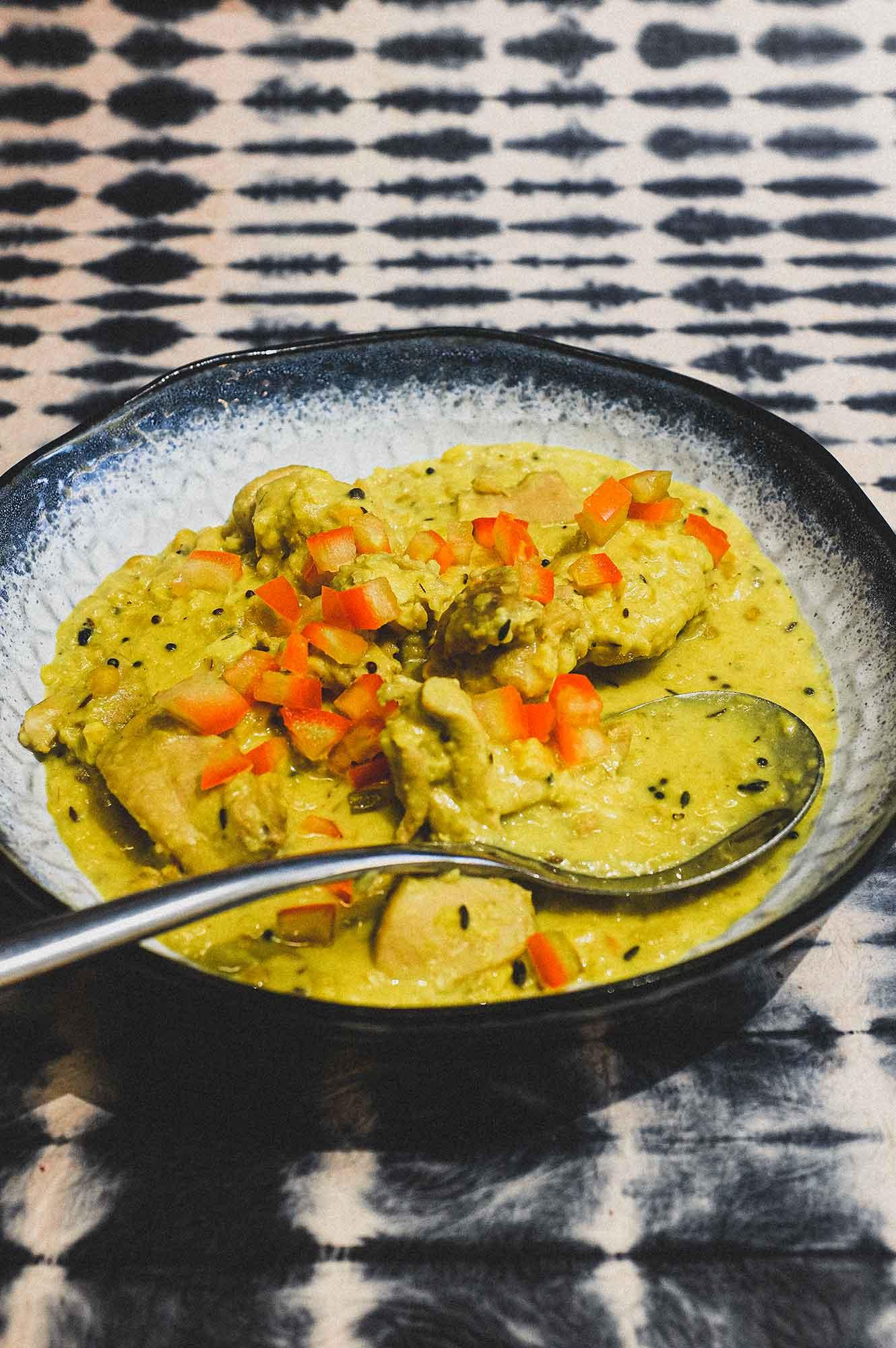 Chicken & Lentil Curry