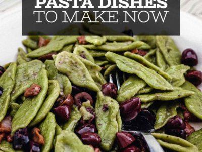 10 Best Pasta Recipes 2020