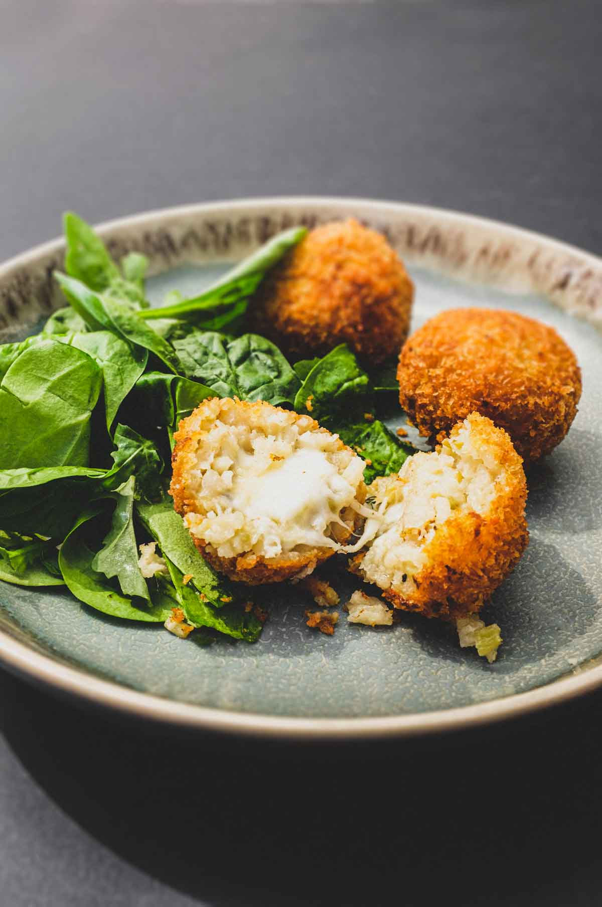 Suppli (Italian Rice Balls)