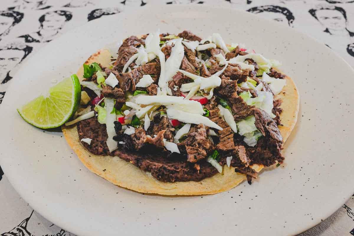 Mexican Tlayudas