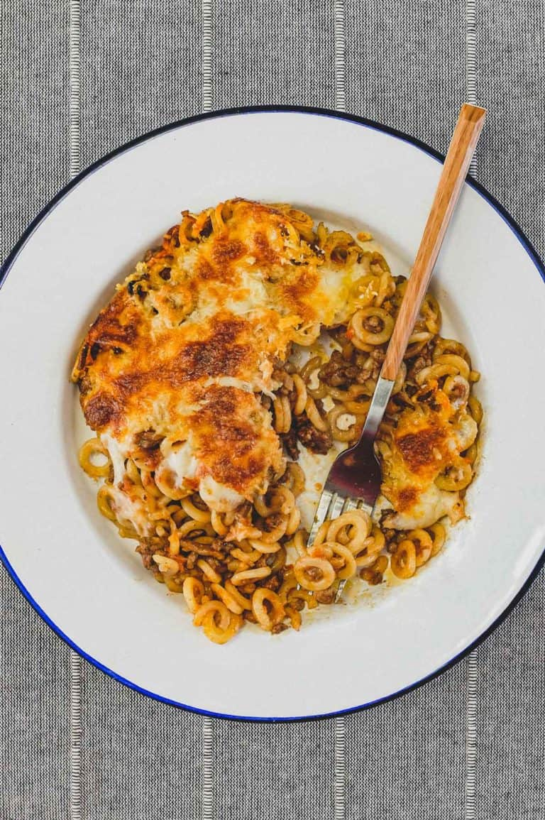 Anelletti Al Forno - Oven Baked Pasta Rings