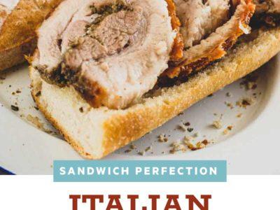 Italian Porchetta