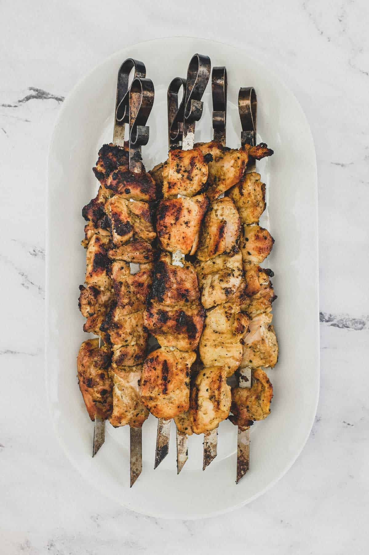 Middle Eastern Marinade for Chicken Kebab
