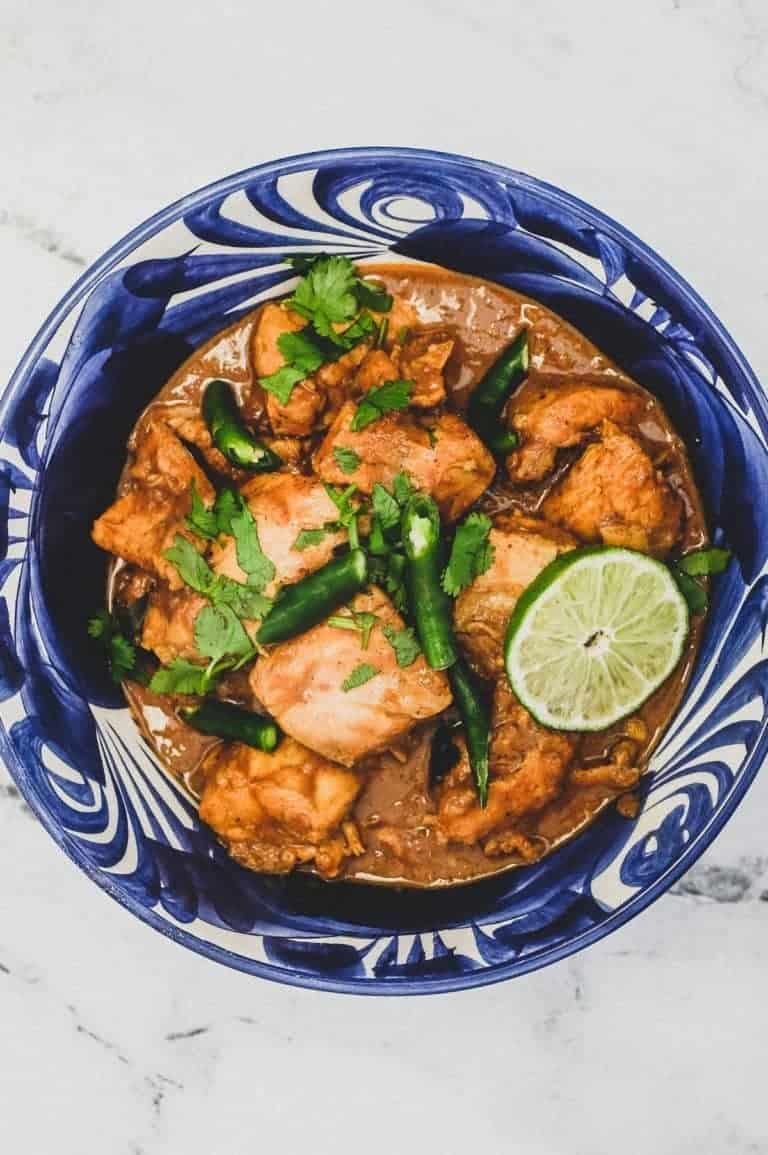 Keralan Chicken Curry