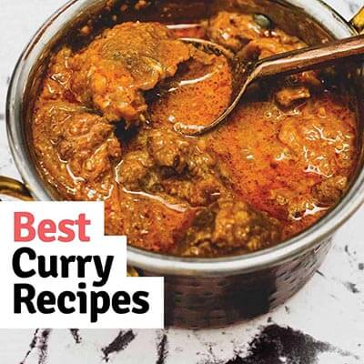 Best Curry Recipes from cookeatblog.com