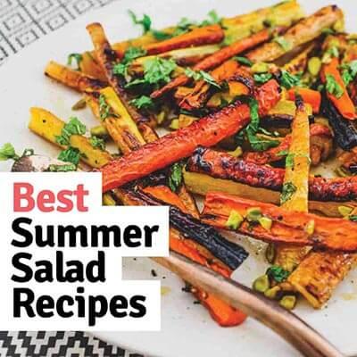 Best Summer Salad Recipes from cookeatblog.com