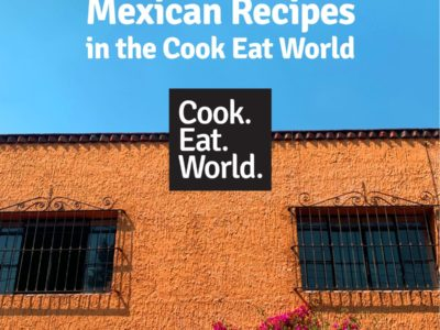 Favourite Mexican recipes from cookeatworld.com